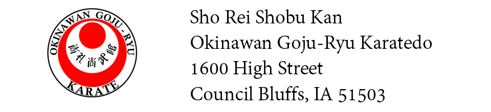 Sho Rei Shobu Kan :: Council Bluffs, IA